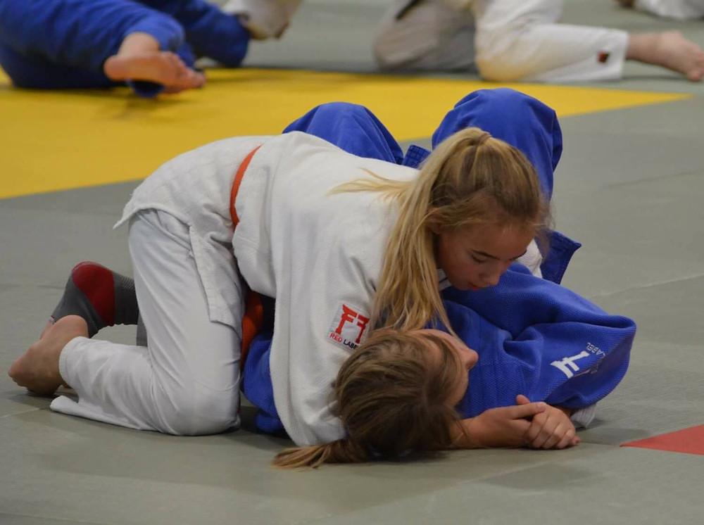 Maria and Alanna