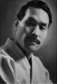'Father of British Judo' Gunji Koizumi