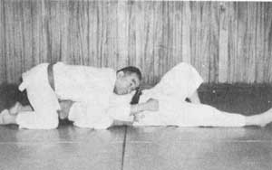 Katame-no-kata being demonstrated