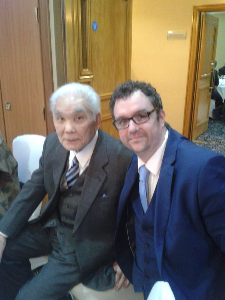 me with Mr Watanabe
