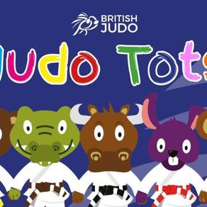 DJC Launches 'Judo Tots' Session