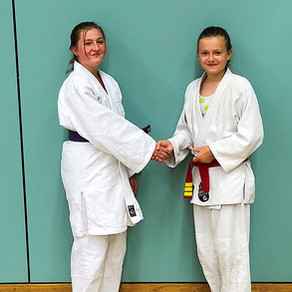 Drake Judo Club appoints new Vice-Captain for 2018/19