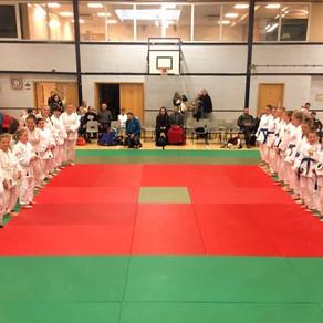 Drake Judo Club vs Cornwall (Team Match)