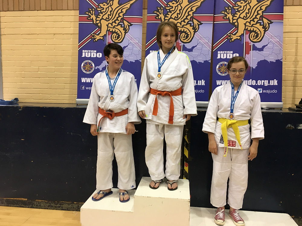 English Champion Alanna becomes West of England Champion