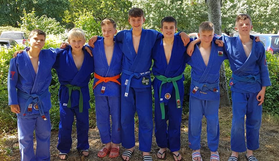 All the boys