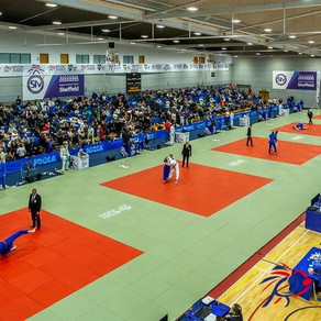 DJC @ The British Championships (Pre-Cadet and Cadet)