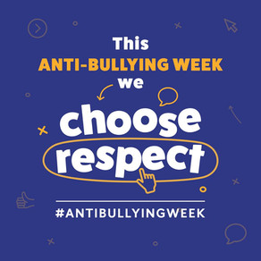 National Anti-Bullying Week @ DJC - Choose Respect
