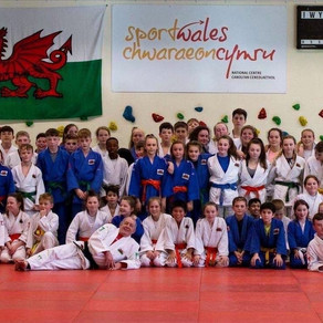 DJC @ Welsh National Training