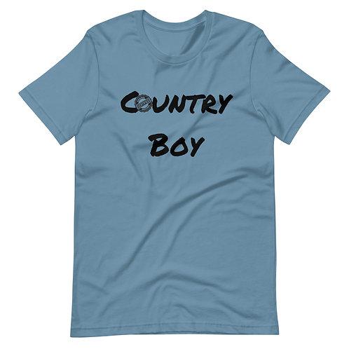 Country Boy Certified Short-Sleeve T-Shirt