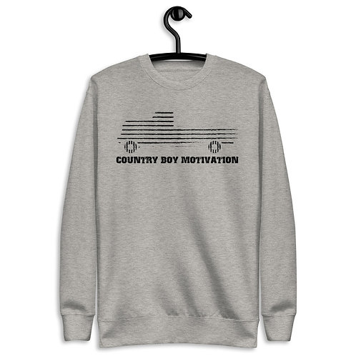 CBM HER Collection: Ladies Lounge Fleece Pullover