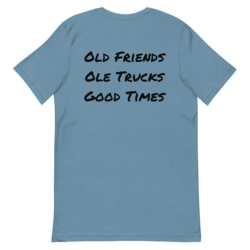 Old Ole Good Short-Sleeve T-Shirt
