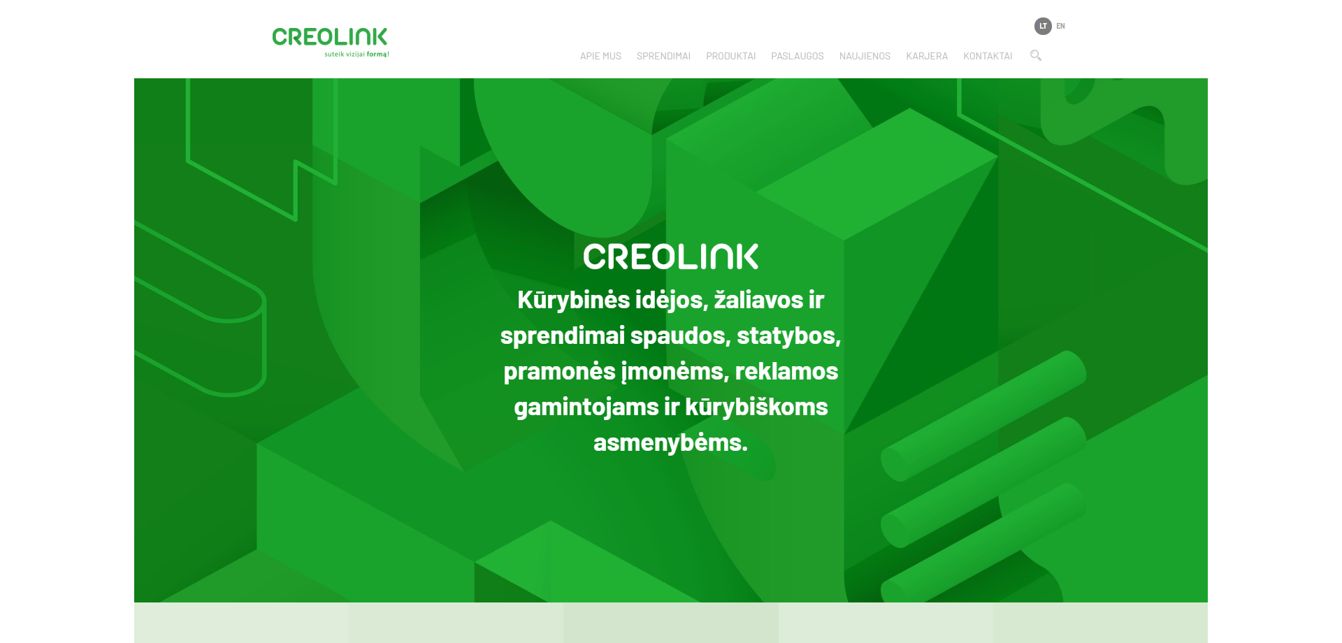 www.creolinkgroup.lt