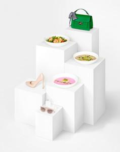 La crepe įvaizdinė reklama