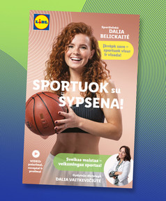 LIDL sporto katalogas
