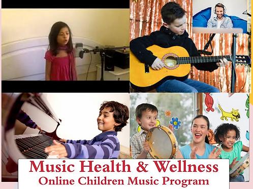Music Health & Wellness (English)