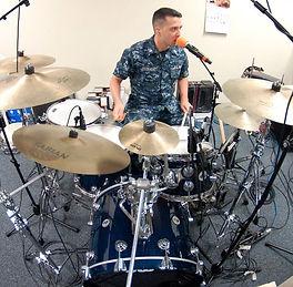 music lessons in warsaw, drum teacher n