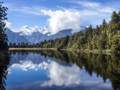 Lake Matheson 3