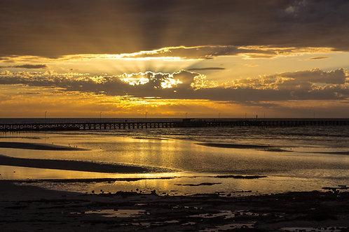 Moonta Bay Sunset 2