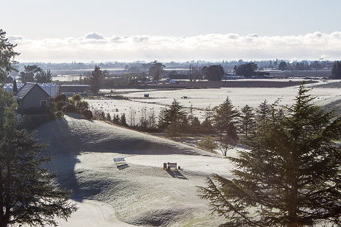 Marlborough Golf Club Frost #4