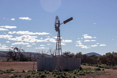 Gawler Ranges Windmill
