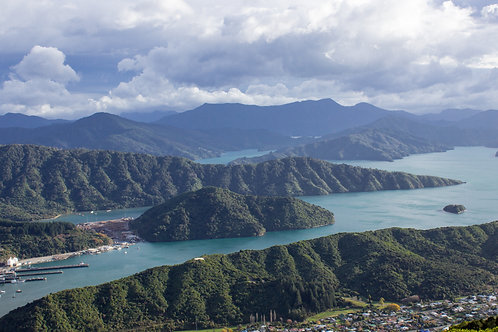 Picton - Marlborough Sounds