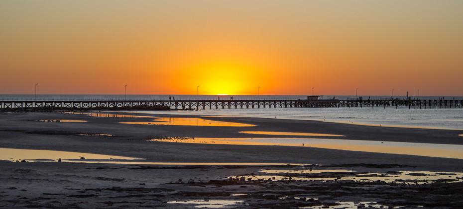 Moonta Bay Jetty, South Australia