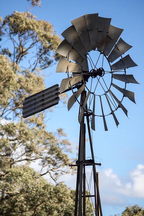 Southern Flinders Horricks Pass Windmill