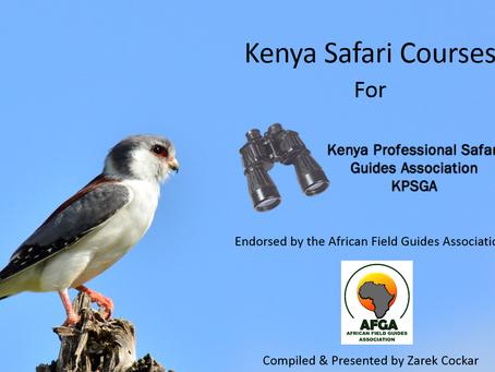 Online Safari Guide Lectures