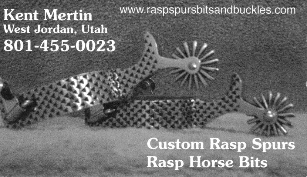RaspSpursBitsandBucklesCard