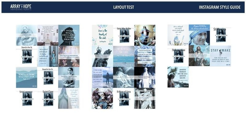 Social Media Style Guide and Graphic Overlay