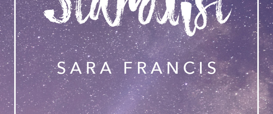 STARDUST cover design