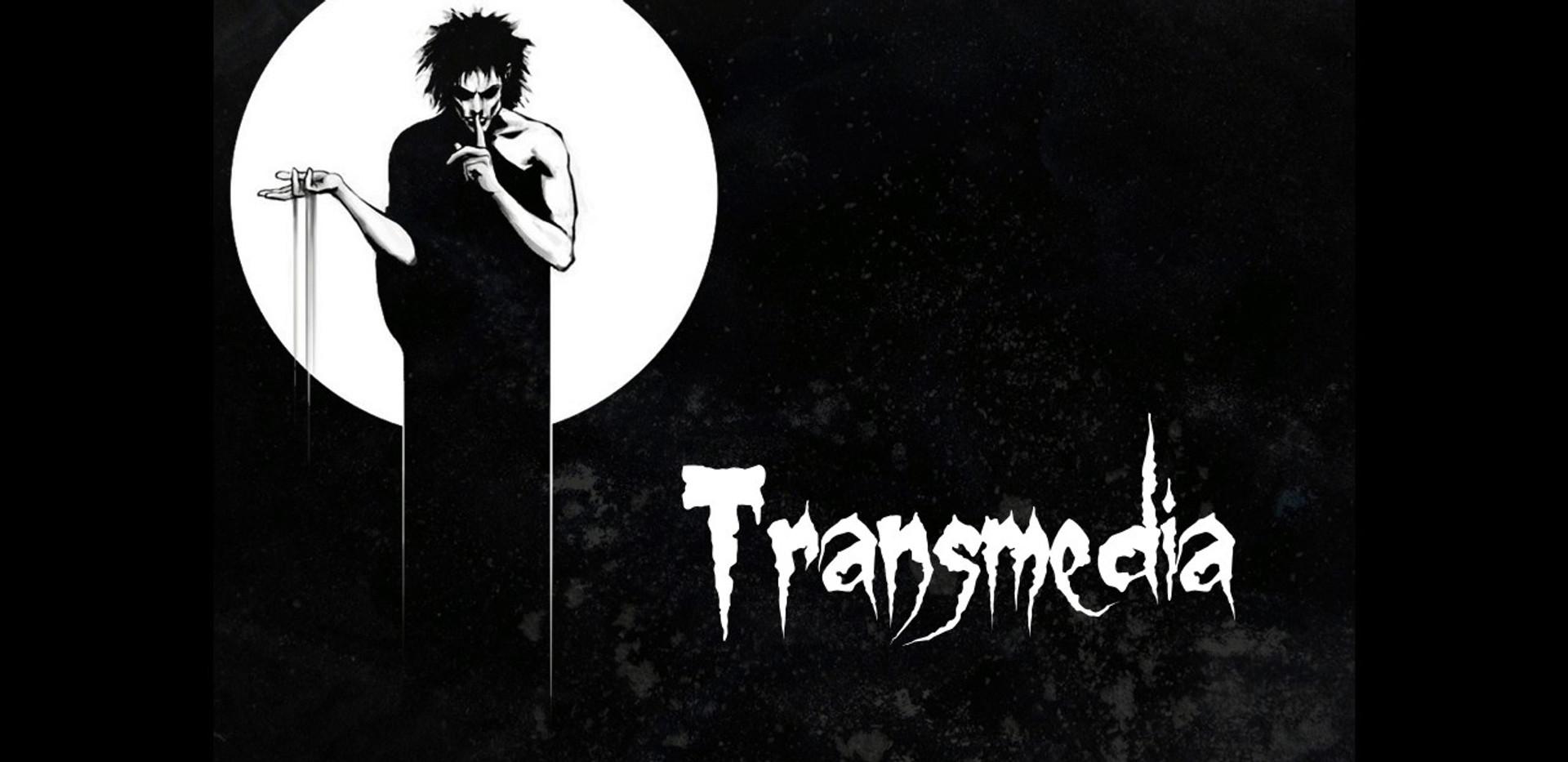 Transmedia Project Proposal Presentation - Sandman