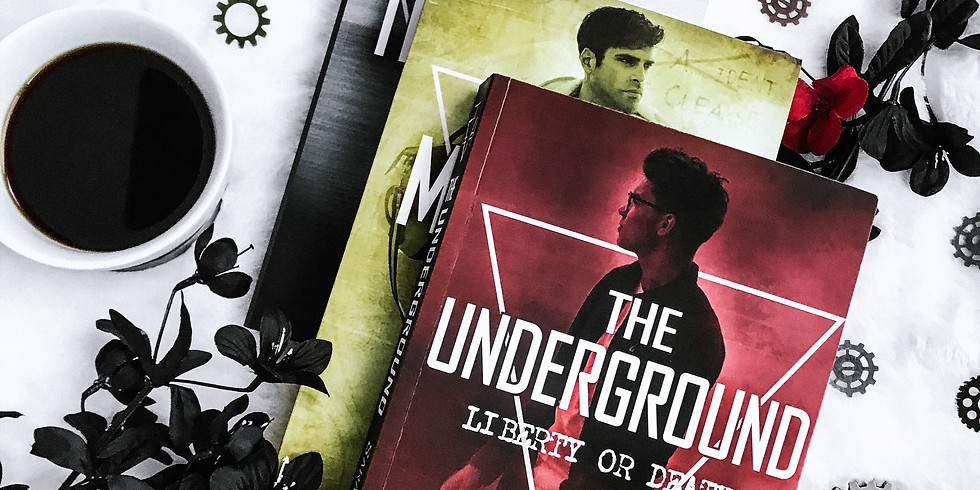 """""""The Underground"""" Book Launch PARTY"""