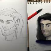 Character Design Practice - 2018