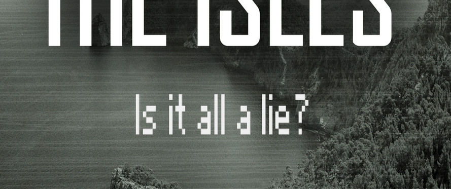 THE ISLES Book Cover