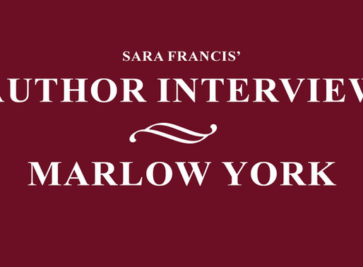 Marlow York - Author Interview