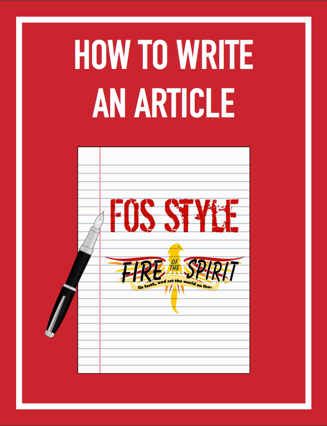 How to Write an Article [DOWNLOAD LINK]