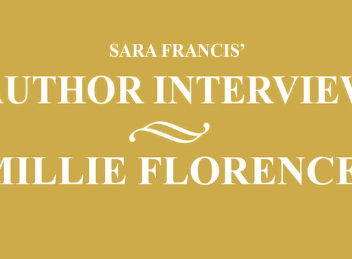 Millie Florence - Author Interview