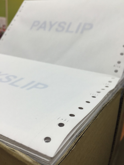 9 5 Quot X 11 Quot 3 Ply 2ups Ncr Payroll Envelopes The Best Gst