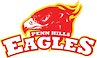 Penn Hills Eagles Track Club logo