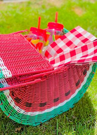 """Watermelon """"Picnic"""" Basket"""