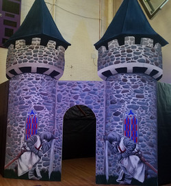 Knights and Castle