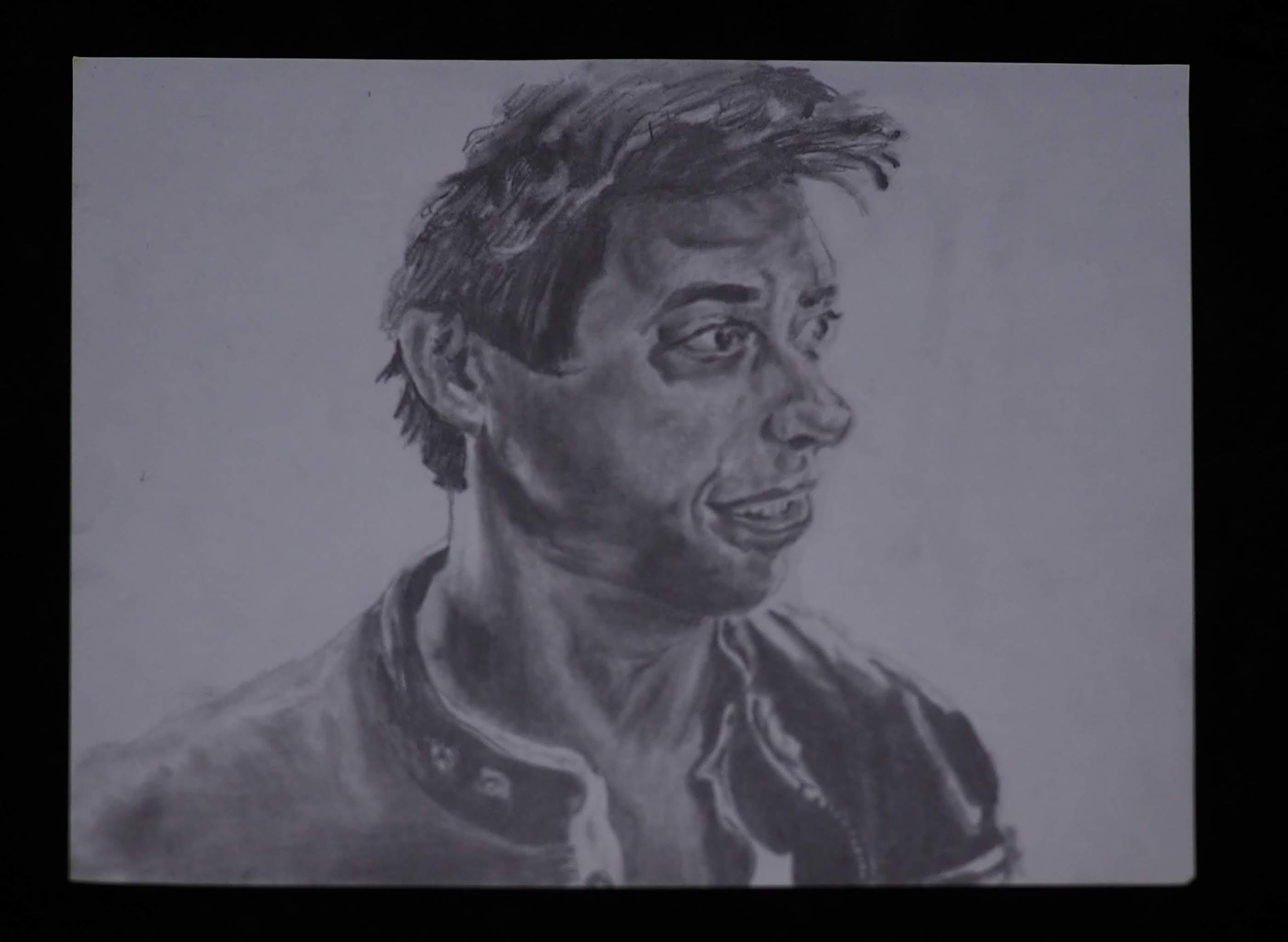 Portrait of Christian Borle