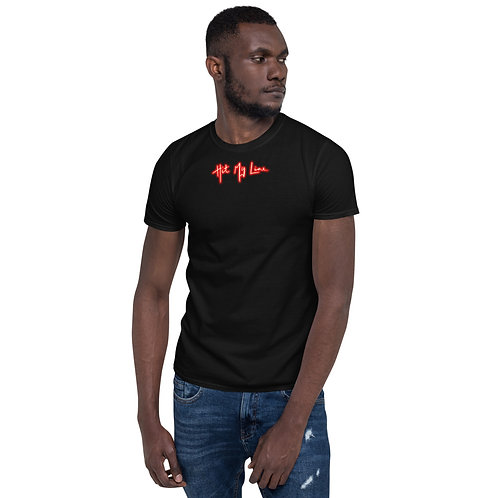 Short-Sleeve Unisex T-Shirt - Hit My Line