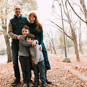 Erhardt Family 2018