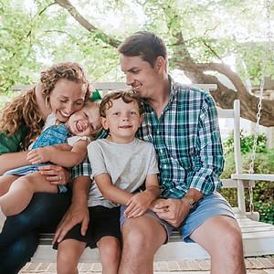 Evans Family 2019