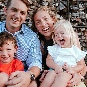 Evans Family: Summertime