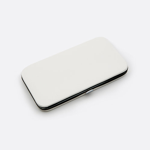 BF white tweezer case