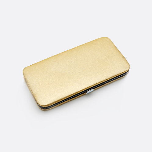 BF gold tweezer case