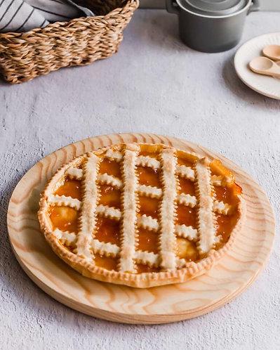 Crostata de Albaricoque